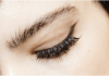 a woman with beautiful Lashes