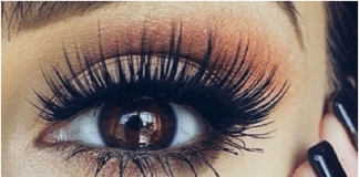 beautiful Eyelash Extensions